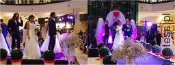 <p>pokaz mody ślubnej w Galerii Jurajskiej</p>