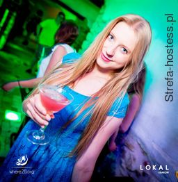 <p>Fordanserka w Klubie Lokal</p>