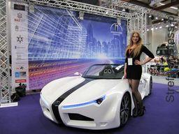 <p>Hydrocar Premier Targi Moto Show</p>