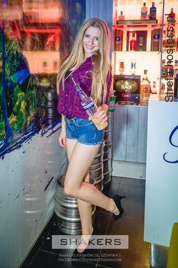 <p>Dring Drink w klubie Shakers</p>