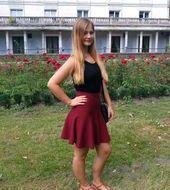 Anna Raczyńska - Łódź, Wiek 22. Dołącz tak samo jakAnna do najlepszych hostess, modelek i fotomodelek w Polsce