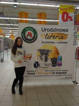 <p>Przeprowadzenia loterii urodzinowej 19.11 - 04.12.2016praca w Punkcie Obsługi Loterii.</p>