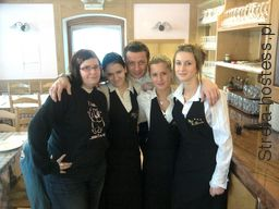 W pracy w Hotelu La Betulla we Włoszech