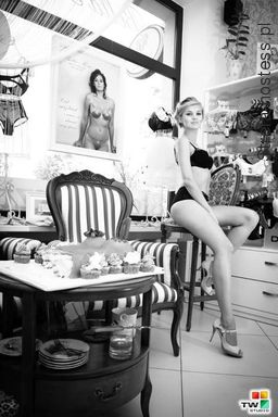 Sesja zdjęciowa dla sklepu Bella Rosa