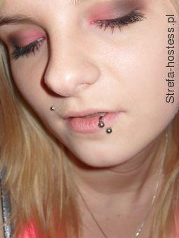 Make-up: Wykonałam ja sama. :)