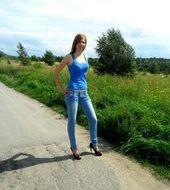 Izabela Barbarewicz - Gdańsk, Wiek 22. Dołącz tak samo jakIzabela do najlepszych hostess, modelek i fotomodelek w Polsce