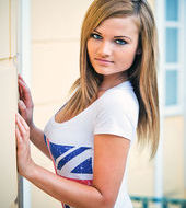 Julia Lurc - Kościan, Wiek 23. Dołącz tak samo jakJulia do najlepszych hostess, modelek i fotomodelek w Polsce