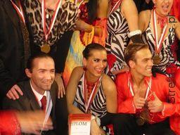 Mistrzowie Polski Formacji Tanecznych