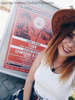 <p>Agencja hostess Paulina Piętowska. praca dla: Twinpigs</p>