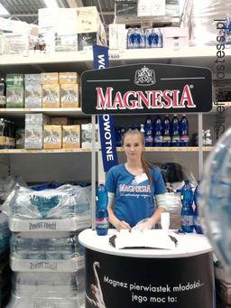 Magnesia , degustacja wody :)