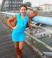Nadia Bilanchuk - Kraków, Wiek 24. Dołącz tak samo jakNadia do najlepszych hostess, modelek i fotomodelek w Polsce