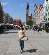 Natalia Jesiołowska - Konin, Wiek 25. Dołącz tak samo jakNatalia do najlepszych hostess, modelek i fotomodelek w Polsce
