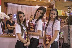 <p>Pokaz fryzjerski dla EUPHYTOS na Targach Hair Fair &amp; Beauty Fair EXPO Sosnowiec 21.11.2015r.</p>