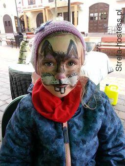 <p>06.05.2017r. ANIMATORKA w Śląskim Wesołym Miasteczku Legendia, Chorz&oacute;w - malowanie buziek dzieciom.</p>