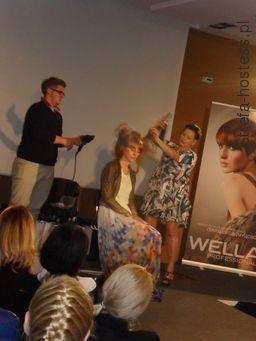 Pokaz fryzur Wella TrendVision2012, Gdańsk