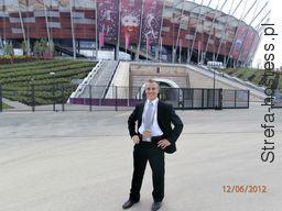 Bodyguard VIP - Euro 2012 Warsaw