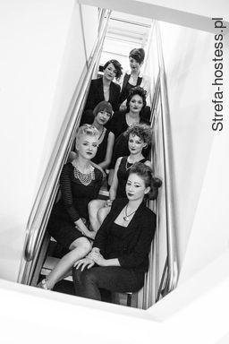 <p>Sesja zdjęciowa kolekcji Black&White Grupy Artystycznej Waldemar Wagner na Targach LOOK 2014</p>