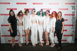 <p>Pokaz Look&Learn Matrix Professional Haircare&Color, Kraków, 24.05.17</p>
